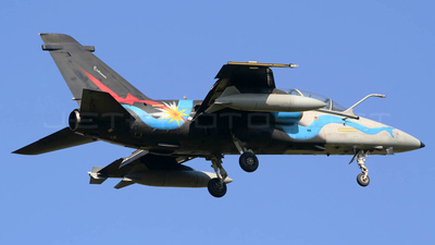 - Alenia/Aermacchi/Embraer AMX - Italy - Air Force