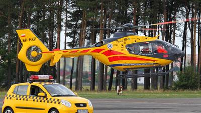SP-HXP - Eurocopter EC 135P2i - Lotnicze Pogotowie Ratunkowe