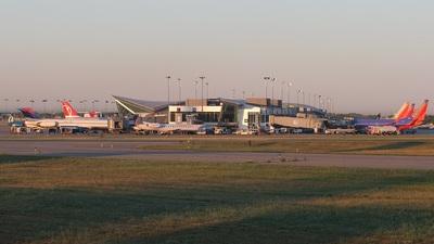 KBUF - Airport - Terminal