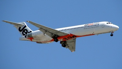VH-VQG - Boeing 717-231 - Jetstar Airways