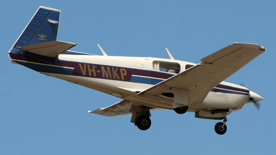 A picture of VHMKP - Mooney M20J - [243072] - © Stig Rokkones
