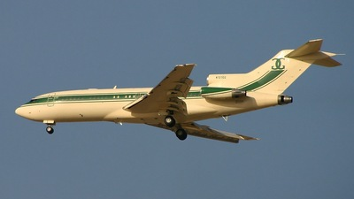 N727GG - Boeing 727-95 - Private