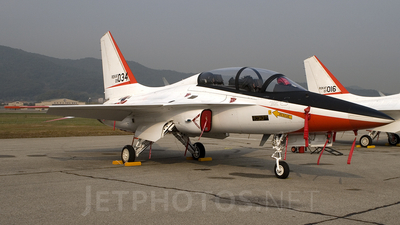 09-034 - KAI T-50 Golden Eagle - South Korea - Air Force