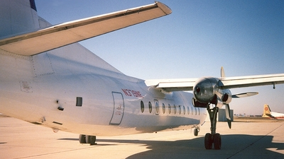 N379NE - Fairchild-Hiller FH-227C - Britt Airways