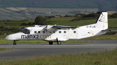 D-IFLM - Dornier Do-228-200 - Manx2.com (FLM Aviation)