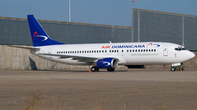 N279AD - Boeing 737-4Q8 - Air Dominicana