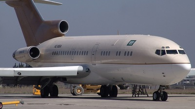 HZ-MBA - Boeing 727-21 - Saudi Arabia - Royal Flight