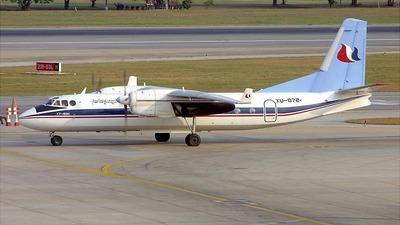 XU-072 - Xian Y-7-100C - Phnom Penh Airways