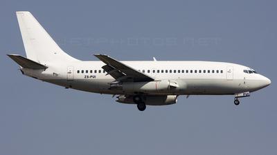 ZS-PUI - Boeing 737-2B7(Adv) - Star Air Cargo