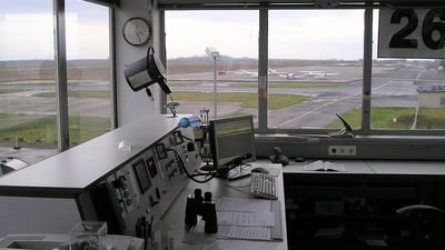 EDFZ - Airport - Control Tower