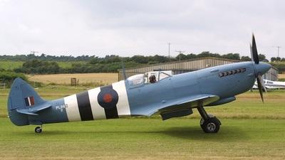 G-MKXI - Supermarine Spitfire PR.XI - Private