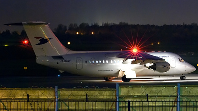 OY-RCW - British Aerospace BAe 146-200 - Atlantic Airways