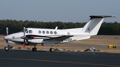 N982GA - Beechcraft 200 Super King Air - Private