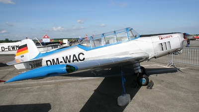 D-EWAC - Zlin Z-126 Trenér 2 - Private