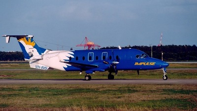 VH-IMS - Beech 1900D - Impulse Airlines