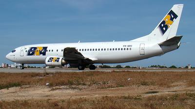 PR-BRC - Boeing 737-46B - BRA Transportes Aéreos