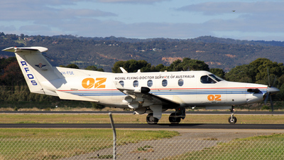 VH-FDE - Pilatus PC-12/45 - Royal Flying Doctor Service of Australia (Central Section)