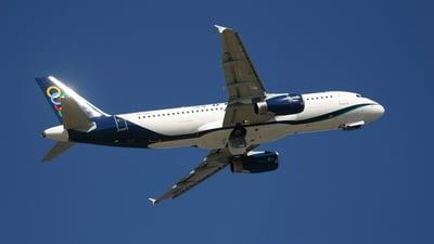 SX-OAR - Airbus A320-232 - Olympic Air
