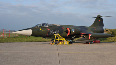 20-05 - Lockheed F-104 Starfighter - Germany - Air Force
