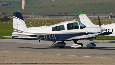 A picture of GBTII - Gulfstream AA5B Tiger - [AA5B1256] - © Martin Stephen