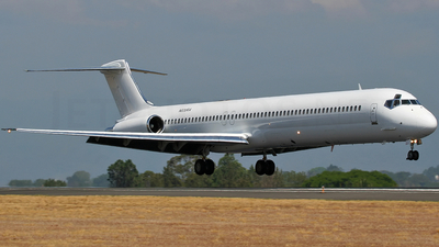 N836RA - McDonnell Douglas MD-83 - Falcon Air Express