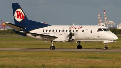 VH-UYH - Saab 340B - Macair Airlines