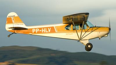 PP-HLV - Neiva P-56C Paulistinha - Aero Club - Bragança Paulista