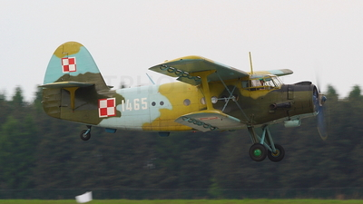 1465 - Antonov An-2 - Poland - Air Force