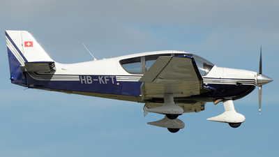 A picture of HBKFT - Robin DR400/500 - [32] - © Ben King