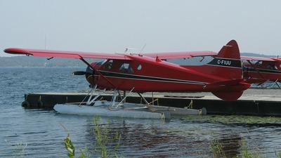 A picture of CFIUU - De Havilland DHC2 Beaver - [945] - © John Davies