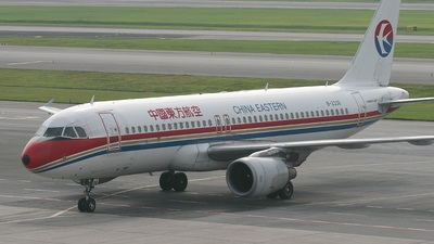 B-2336 - Airbus A320-214 - China Eastern Airlines