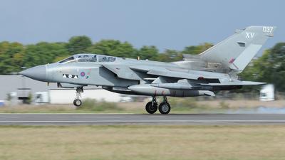 ZA544 - Panavia Tornado GR.4 - United Kingdom - Royal Air Force (RAF)
