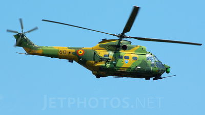 60 - IAR-330L Puma SOCAT - Romania - Air Force