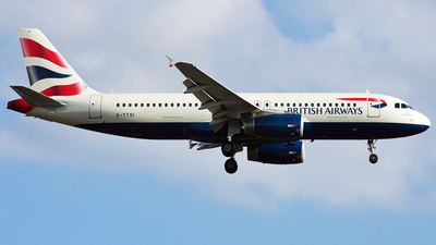 G-TTOI - Airbus A320-232 - GB Airways