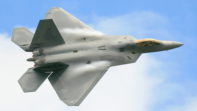 05-4101 - Lockheed Martin F-22A Raptor - United States - US Air Force (USAF)
