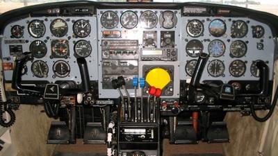PT-EDE - Embraer EMB-820C Navajo - Private