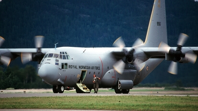 956 - Lockheed C-130H Hercules - Norway - Air Force