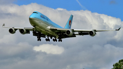 HL7473 - Boeing 747-4B5 - Korean Air