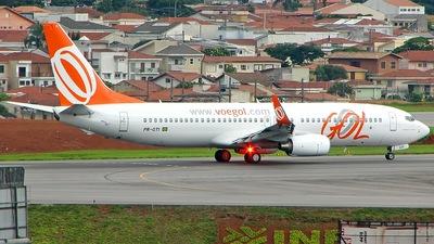 PR-GTI - Boeing 737-8EH - GOL Linhas Aéreas