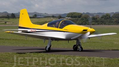 ZK-LLG - Falcomposite Furio LN27 RG - Private