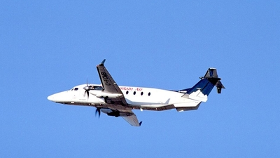 C-FCMB - Beech 1900D - Central Mountain Air