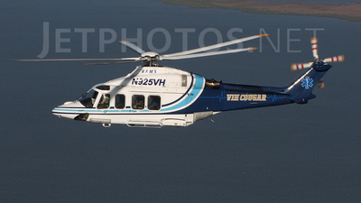 N925VH - Agusta-Westland AW-139 - VIH Cougar Helicopters