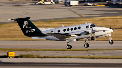N511DP - Beechcraft 200 Super King Air - Private