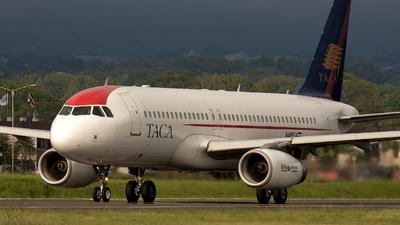 A picture of N489TA - Airbus A320233 - [2102] - © Fabricio Jiménez