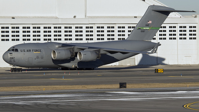 01-0187 - Boeing C-17A Globemaster III - United States - US Air Force (USAF)