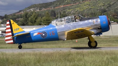 N4995C - North American AT-6G Texan - Private