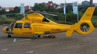 OO-NHU - Eurocopter AS 365N3 Dauphin - Noordzee Helikopters Vlaanderen (NHV)