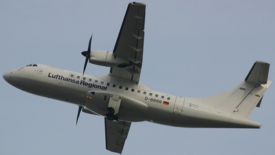 D-BRRR - ATR 42-500 - Lufthansa Regional (Contact Air)