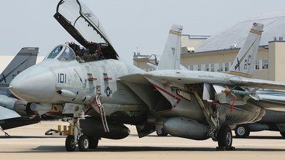 161860 - Grumman F-14B Tomcat - United States - US Navy (USN)