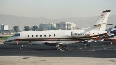 N302MC - Gulfstream G200 - Private